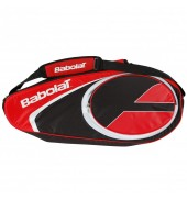Babolat Holder Club 3 Racket Bag (Red, 2015)