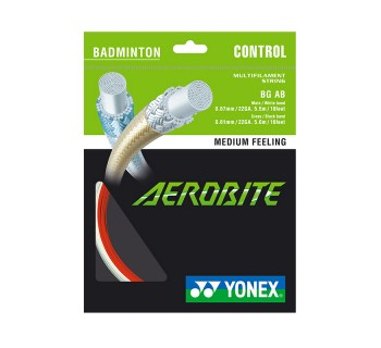 Yonex Badminton AeroBite Hybrid Restring