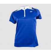 Yonex 20241 Ladies Polo Shirt (Royal/White, 2015)