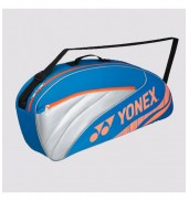 Yonex 4523 Performance 3 Racket Bag (Blue, 2015)