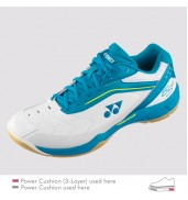 2017 YONEX BADMINTON POWER CUSHION SHB 65a SKY BLUE