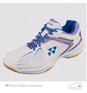 2017 YONEX POWER CUSHION SHB 35 LADIES WHITE/LAVENDER
