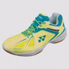 2017 YONEX POWER CUSHION SHB 35 LADIES YELLOW/SAXE BLUE