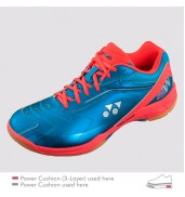 2017 YONEX POWER CUSHION SHB 65 Wide BLUE