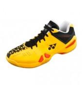 Yonex SHB 01LTD Yellow badminton shoes