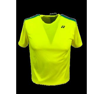 2017 Yonex Mens T-SHIRT YT1004 279 Light Yellow