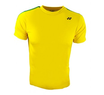 2017 Yonex JR T-SHIRT YT1004J 279 Light Yellow