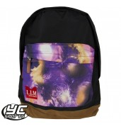 Lim Bag Black/Cosmic