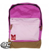 Lim Bag Dark Pink/Light Pink