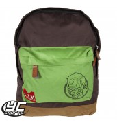 Lim Bag Monkey brown/green