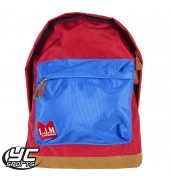 Lim Bag Red/Royal