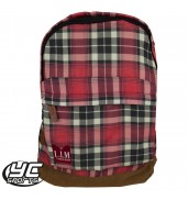 Lim Bag Red Tartan