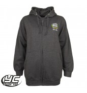 Cardiff High 6th Form Charcoal Hoodie