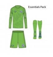CVSFA Goalkeeper Essentials Pack
