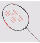 2017 Yonex Duora 77 Badminton Racket (Black/Red)