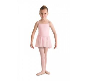 Bloch Georgette Wrap Skirt CR5110 LIGHT PINK