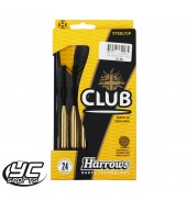 Harrows Club Brass Dart Grey/Blue