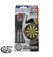 Harrows EB Silver Arrow Dart - 18g - Grey/Blue