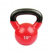 Kettlebell 10kg - FKETTLE10 RASPBERRY RED O/S