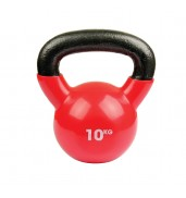 Kettlebell 10kg - FKETTLE10 RASPBERRY RED O/S