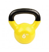 Kettlebell 6kg - FKETTLE6 YELLOW O/S