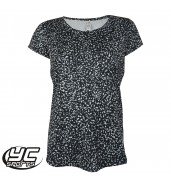 Under Armour Fly By 2.0 Print Tee