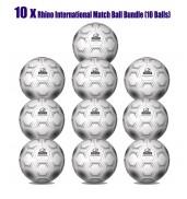 Rhino International Match Ball (10 Balls)