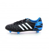 Adidas 11 questra SG Black/Blue Football/Rugby boots