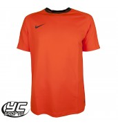 Nike GPX Short Sleeve Training Top 2 (803 Anthracite/Total Orange, 2015)