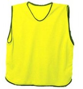 Mesh bib[set of 10] - Mini - Yellow