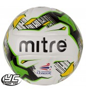 Mitre Delta Match Hyperseam Football (BB1100 WBG)