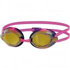Zoggs Racespex Mirror Goggles ZOG215IP Pink/Purple/Mirror