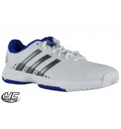adidas Barricade Team 4xJ Junior Tennis Shoe (B34276, 2015)