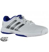 hot sale online 471eb 1edce adidas Barricade Team 4xJ Junior Tennis Shoe (B34276, 2015)