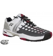 Yonex SHT PROEX Tennis Shoes (White/Grey)