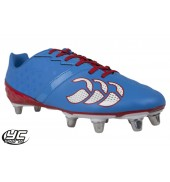 Canterbury Phoenix Club 8 Stud Rugby Boot (E22349-A60 Dresden Blue)