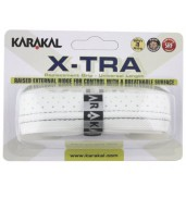 Karakal X-TRA Single Grip (White)