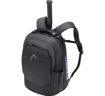 HEAD Gravity Backpack 283041 BLACK/PURPLE