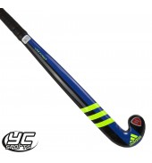 adidas V24 Core 7 Hockey Stick (A97919 Blue/Solar Yellow)