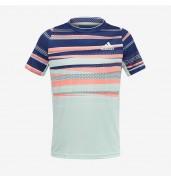 Adidas B Freelift Hready Tee FS9251 Indigo/Green/Coral