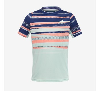 Adidas B Freelift Hready Tee FS9251 Indigo/Green/Coral