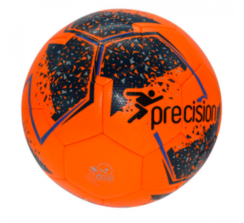 Precision Fusion IMS Training Ball Orange Fluo Orange/Blue/Royal/Grey S4