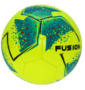Precision Fusion IMS Training Ball Yellow Fluo Yellow/Teal/Cyan/Red