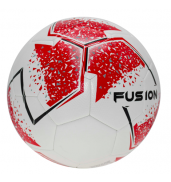Precision Fusion IMS Training Ball Red White/Red/Grey/Black