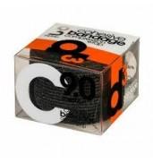 D3 Cohesive Bandage Compression Wrap 9mx50mm Black