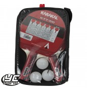 Karakal TT 2-Bat Table Tennis Set