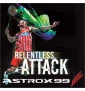 Limited Edition ASTROX 99 LCW BADMINTON RACKET