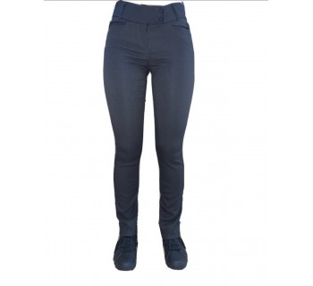Less Is More Slim Fit Charcoal Trousers