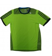 Adidas Climacool Training T-Shirt Green