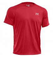 Under Armour Tech Tee RED